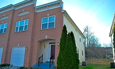 Building, 4916 7th St NE, 1