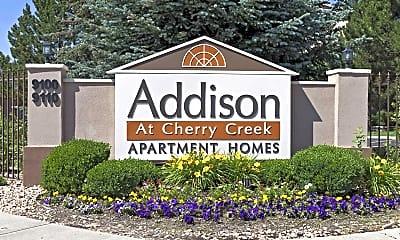 Community Signage, Addison at Cherry Creek, 2