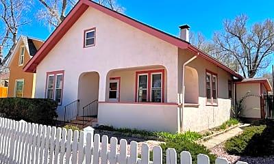 Building, 239 N Franklin St, 1