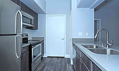 Kitchen, The Russell, 1