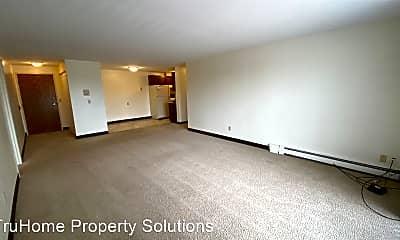 Living Room, 715 North 40th Street, 1