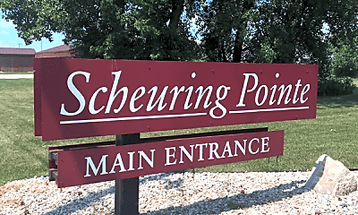 Community Signage, 1326 Scheuring Rd, 0
