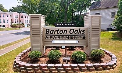Community Signage, 111 Barton St, 0