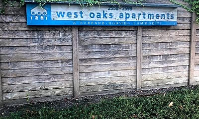 West Oaks Apartments, 1