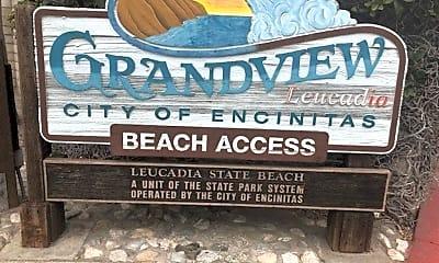 Community Signage, 1786 N Coast Hwy 101, 2