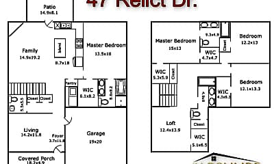 Building, 47 Relict Dr, 1