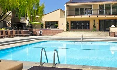 Pool, eaves Foster City, 0