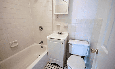 Bathroom, 153 W 10th St, 2