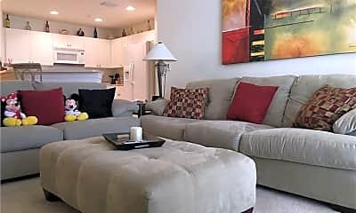 Living Room, 1516 SW 50th St 104, 1