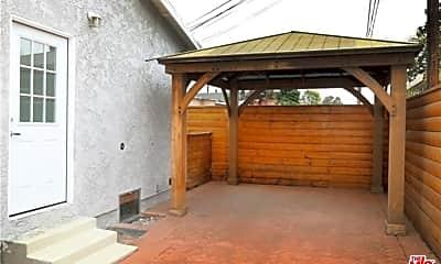 Patio / Deck, 1166 E 32nd St, 1