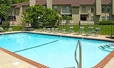 Pool, Sun Valley Lake, 1