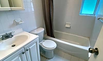 Bathroom, 157 White Plains Rd 41U, 2