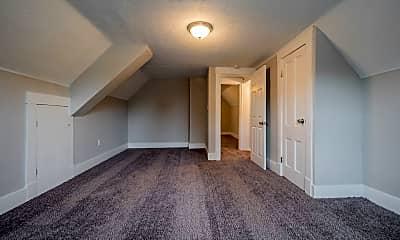 Living Room, 1372 E 111th St, 2