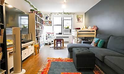 Living Room, 103-25 68th Ave, 0