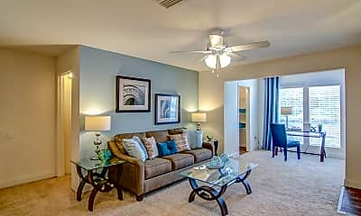 Living Room, Villas at St. Johns, 1