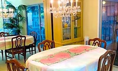 Dining Room, 575 Keolu Dr B, 1