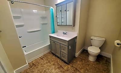 Bathroom, 519 E Buffalo St, 2