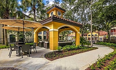 Clubhouse, Mezzo of Tampa Palms, 1
