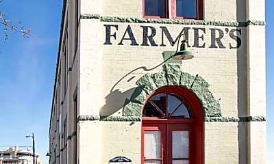 Building, Farmer's Exchange Lofts, 0