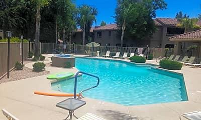 Pool, 15225 N 100th St 1217, 0