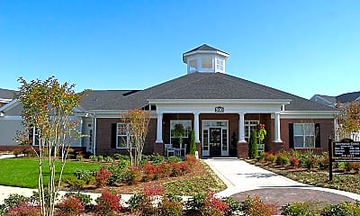 Building, Abberly Place at White Oak Crossing, 2