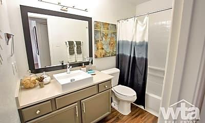 Bathroom, 1300 Spyglass Drive, 1