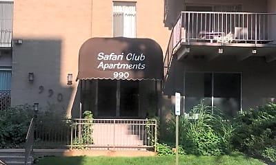 Safari Club Apartments, 1