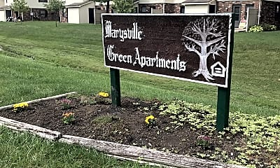 Marysville Green Apartments, 1
