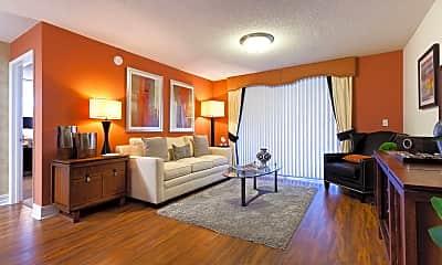 Crescent House Apartments, 1