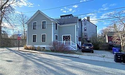 Building, 485 Spring St, 1