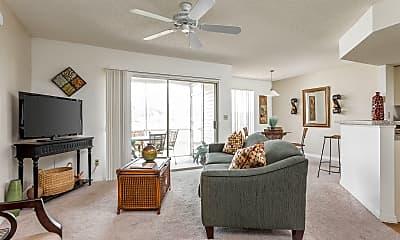 Living Room, Sabal Key, 1