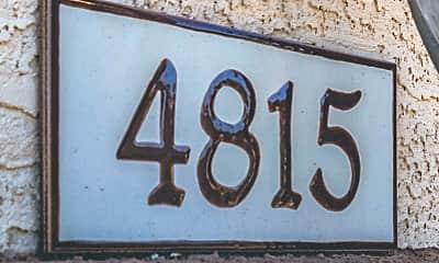 Community Signage, 4815 N 96th Ln, 2