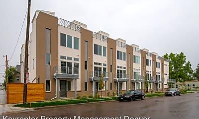 Building, 2420 Eliot St, 1