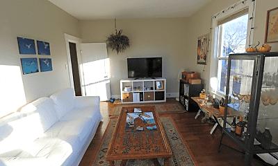 Living Room, 208 River St, 1