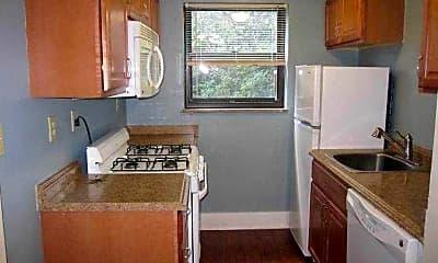 Kitchen, Steiner Realty Mt Lebanon Apartments, 1