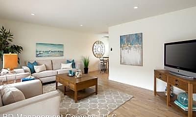 Living Room, 3435 Artesia Blvd, 1