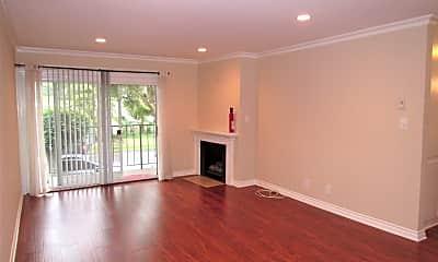 Living Room, 8163 Redlands St. Unit 5, 1
