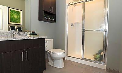 Bathroom, Station Village at Avenel, 2