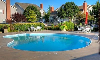 Pool, Quarters At Cambridge, 0