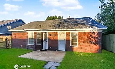 Building, 7019 Hampton Dr, 2