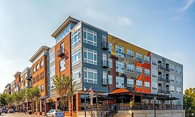 Building, Phoenix Village Apartments, 1