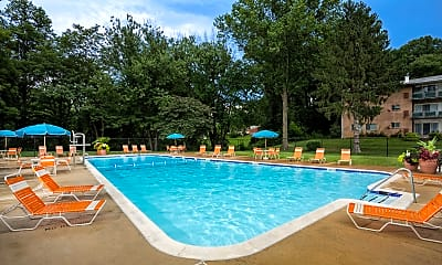 Pool, Pinewood Plaza, 1