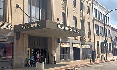 Mayflower Manor Apts, 1