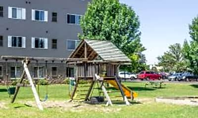 Playground, Riverview Suites, 2
