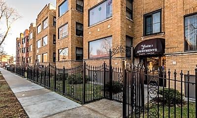 Building, 7549 S Yates Blvd, 2
