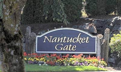 Community Signage, Nantucket Gate, 0