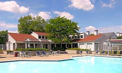 Pool, Arbors Of Gahanna, 1