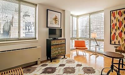 Living Room, 405 W 37th St, 0