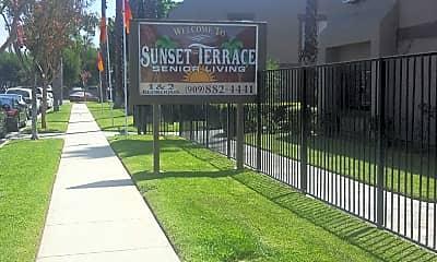 Sunset Terrace Senior Apartments, 1