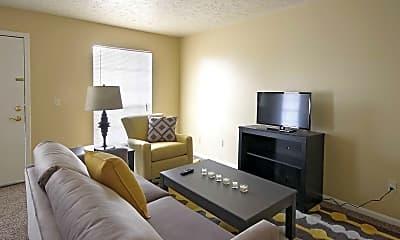 Living Room, Maple Hills, 1